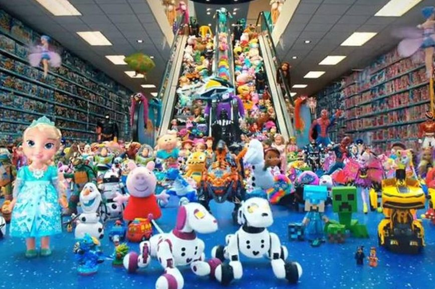 Smyth Toys just acquired Toys R Us European Stores