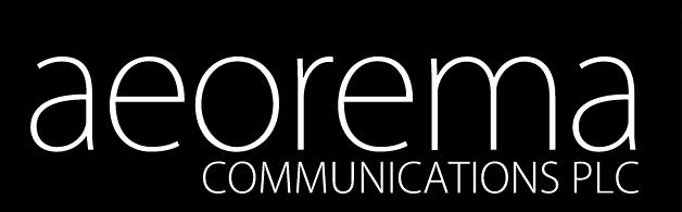 aeorema communications plc